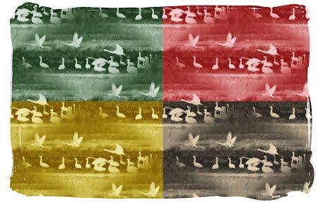 Marraskuun Andy Warhol juliste