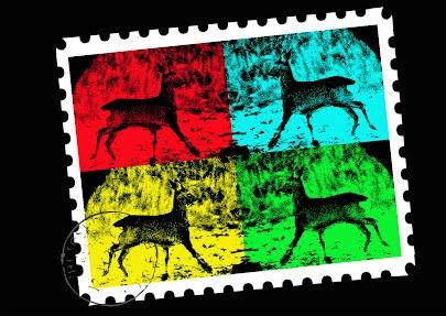 Joulukuun Andy Warhol juliste