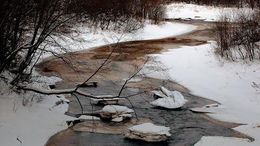 Vantaanjoki taustakuvassa