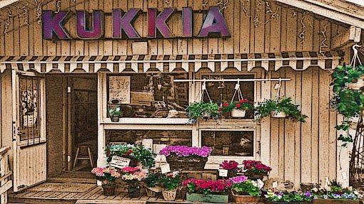 Kukkakioski