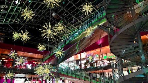 Kauppakeskus Sellon jouluvalot
