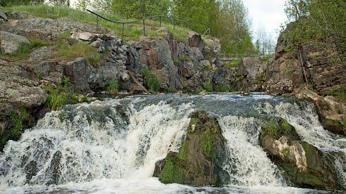 Vantaanjoen Kuhakoski, kesäkuu 2015