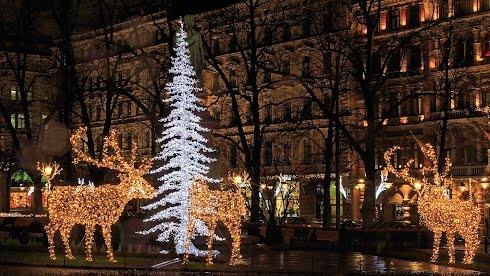Esplanadin jouluporot 2015